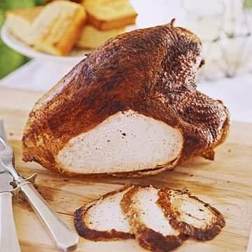 Applewood Smoked Turkey Breast