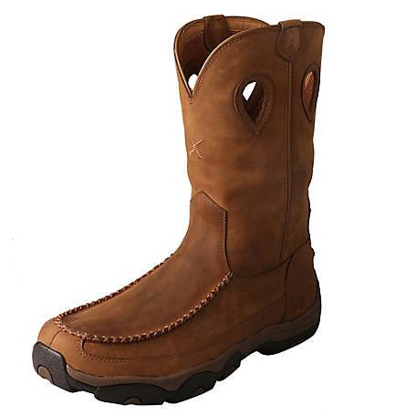 Men's 11″ Pull-On Hiker Boot – WP