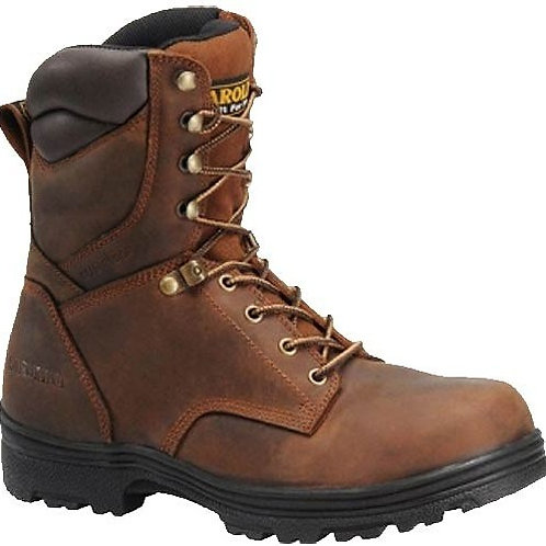 "Carolina 3524- Men's- 8"" Waterproof Safety TOE"