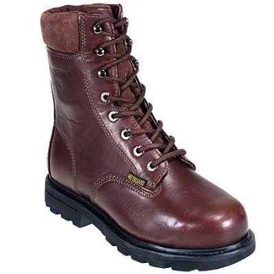Wolverine Boots: 4452 Men's Cannonsburg Steel TOE Met Guard Boots