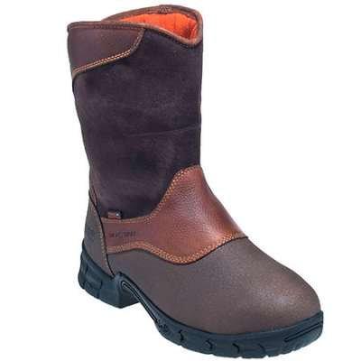 Timberland PRO Boots: Men's 89652 Excave Met Guard EH Steel Toe Boots