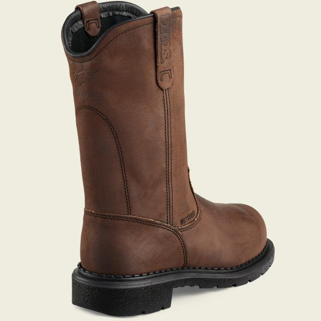Red Wing Men S Supersole 11 Quot Pull On Boot Safety Toe Met