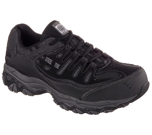 Skechers Work Relaxed Fit: Crankton ST 77055