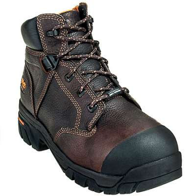 Timberland PRO Boots: Men's 89697 Helix EH Met Guard Composite Toe Boots