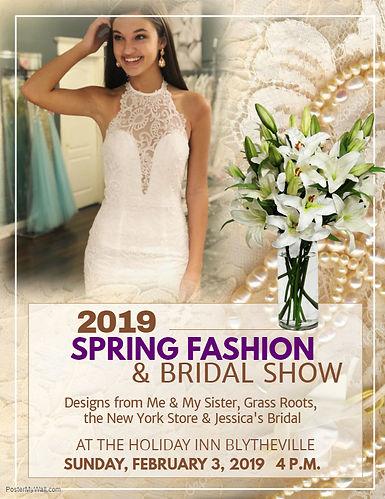 2019 Spring Fashion  Bridal Show - Made