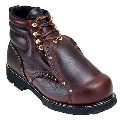 Carolina Boots: Men's 508 Foundry Met Guard EH Steel TOE Work Boots