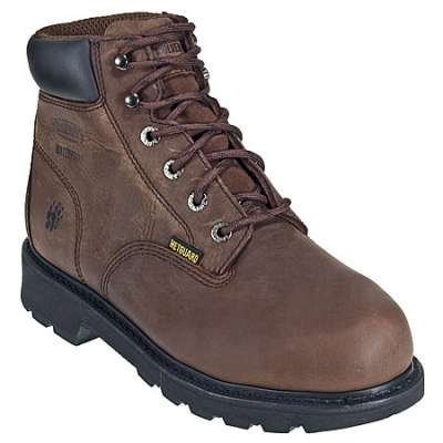 Wolverine Boots: Men's 5679 MCKAY Steel TOE Metatarsal Guard Boots
