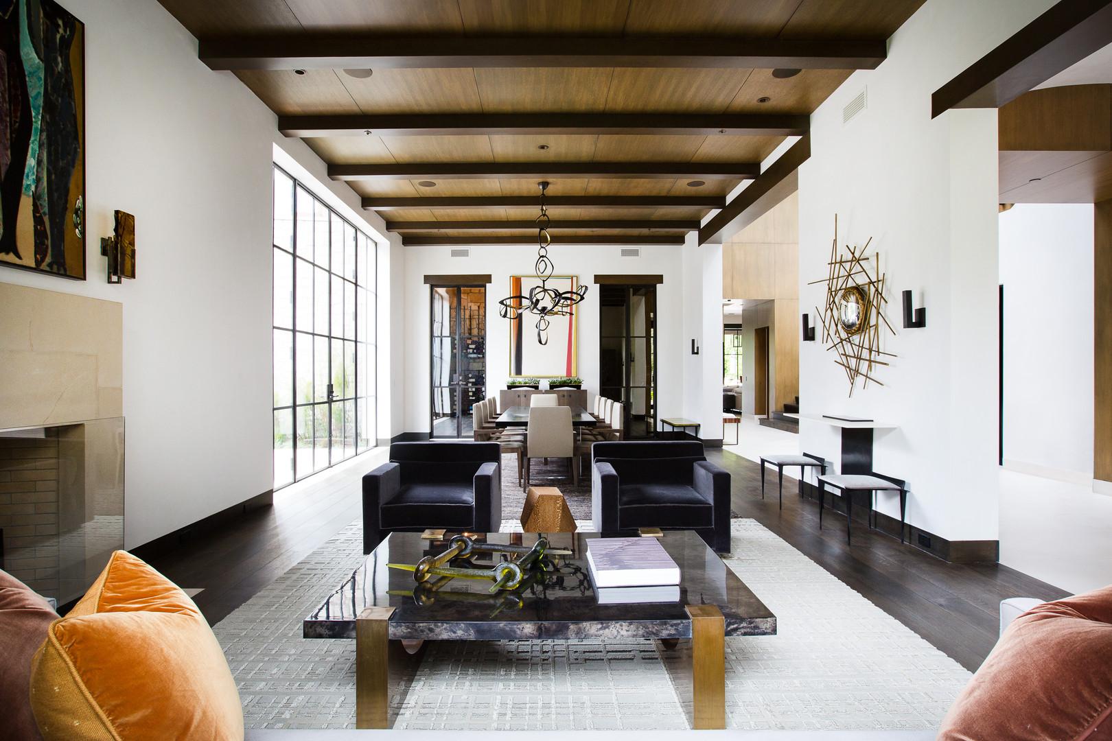 INTERIOR DESIGN, Residential: Cliffwood