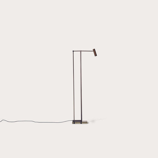 NAAS Floor Lamp by Bruno Moinard