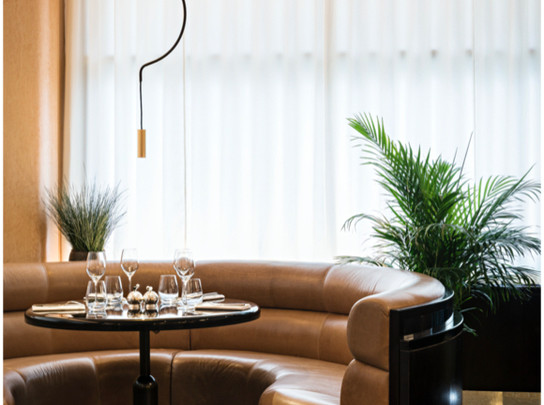 London's Golden Square Restaurant Folie Revels in True *Mad Men* Style