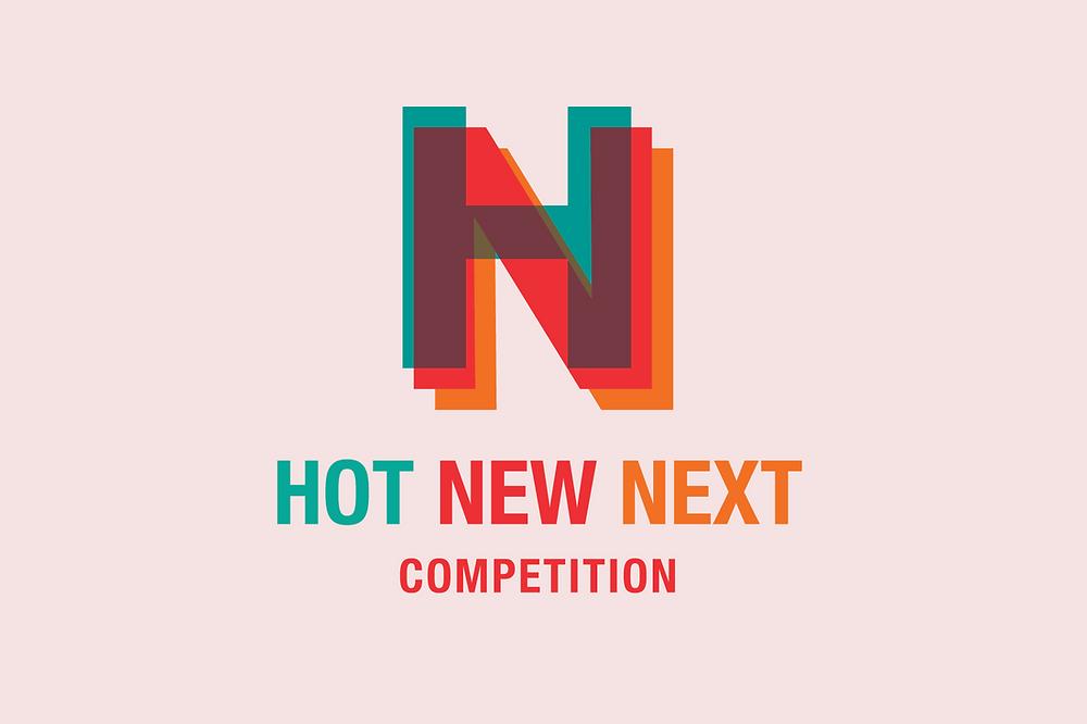 GRAY magazine's Hot New Next design competition logo