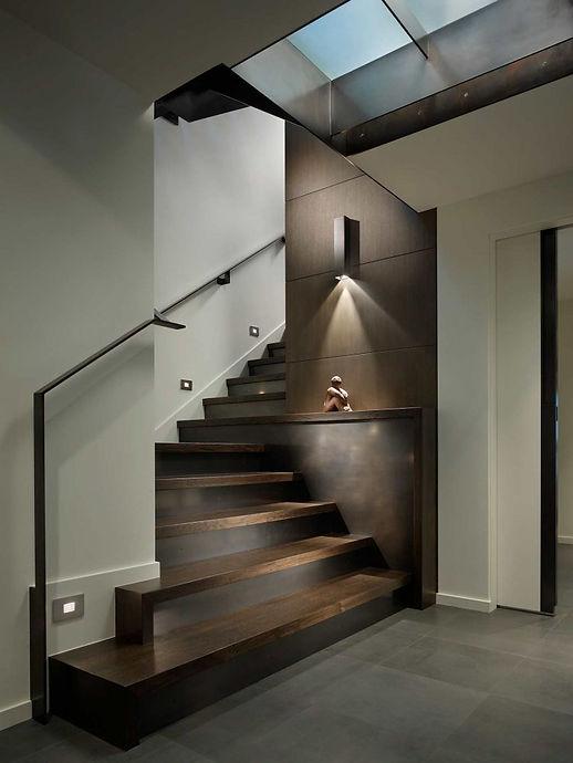Tyler Engle modern staircase