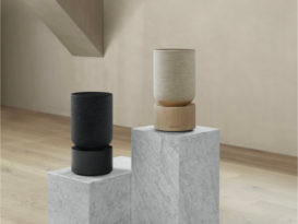 Layer and Bang & Olufsen's New Beosound Balance Speaker Commands Any Room