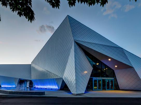 Polk Penguin Conservation Center by Jones & Jones Architects