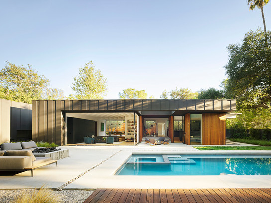 A Modern Abode Made For Family Life