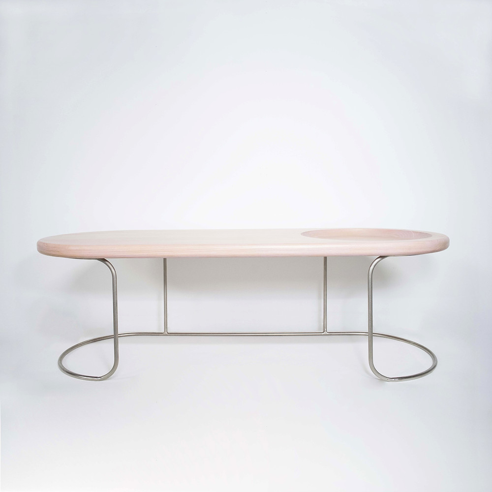 Cusp Coffee Table by Bosque Design