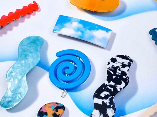 Chunks Makes Memphis-Inspired Hair Candy You Didn't Know You Needed