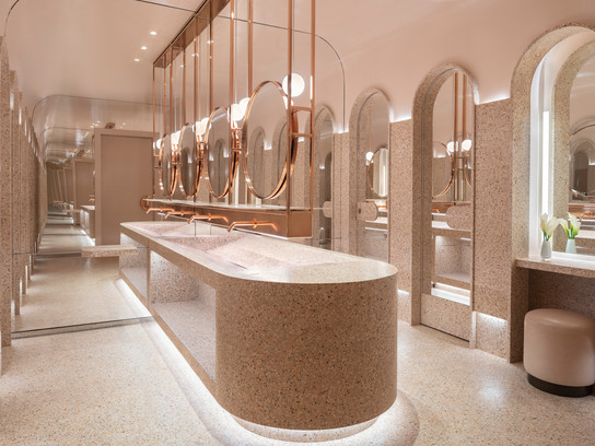 The Four Seasons Montreal Has a Destination for Every Part of Your Day