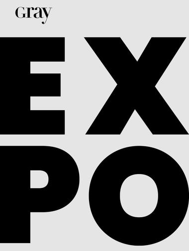 GRAY Design EXPO