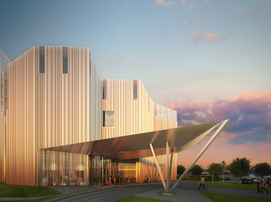 Oklahoma Contemporary's New Arts Center Reflects the Tumultuous Midwestern Skies