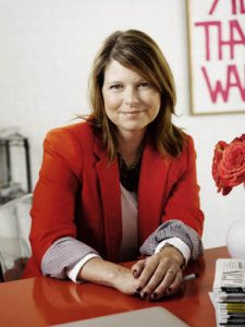 Founder of GRAY wins Folio: Top Women in Media Honor