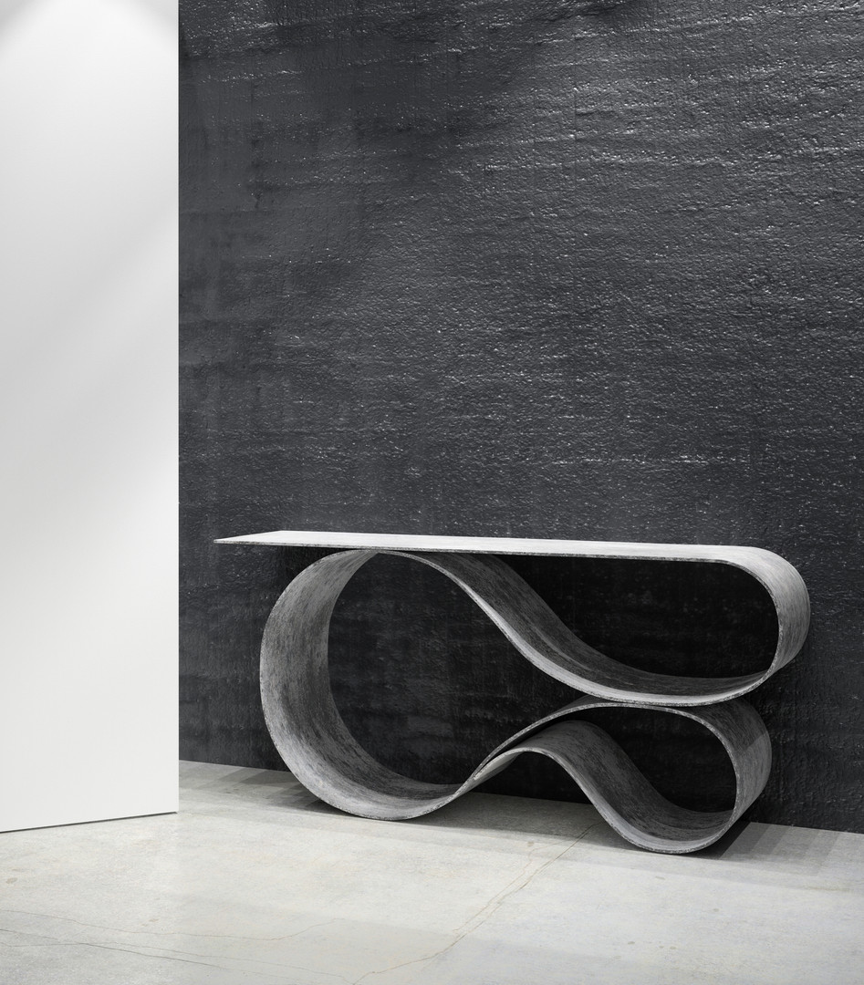 PRODUCT DESIGN: Whorl Console