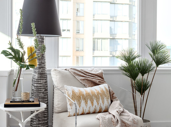 Five Questions for: Interior Designer Aleem Kassam