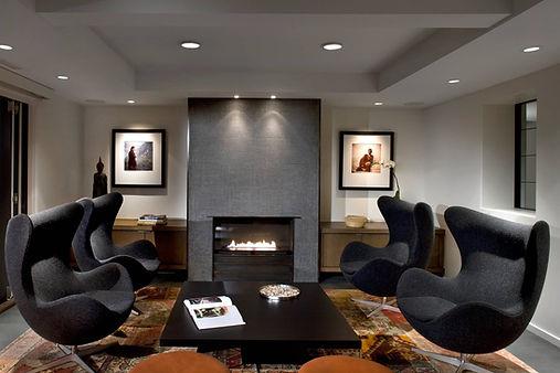 Tyler Engle living room