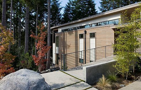 Tyler Engle house exterior