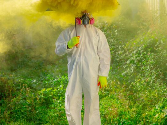 Umbrella Company Certain Standard Collaborates with Design Studio Electric Coffin