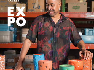 EXPO Talk: Stephen Burks