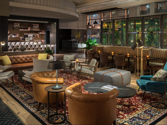Portland's Duniway Hotel Emerges with New Design