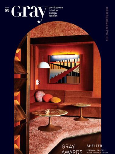 GRAY magazine No. 55