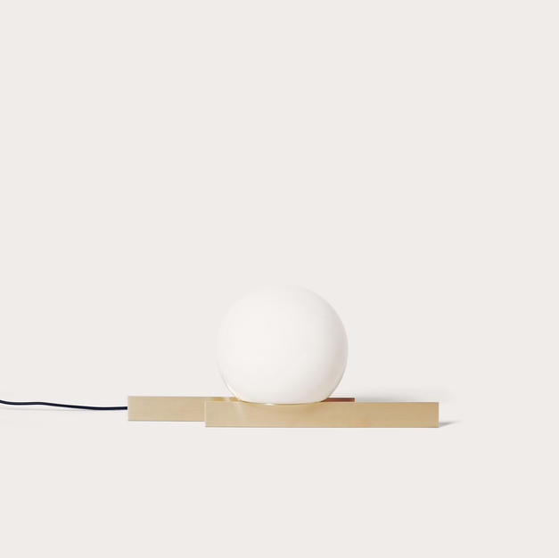 Somewhere In The Middle Table Lamp by Michael Anastassiades