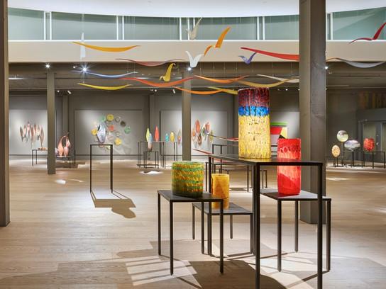 A Look Inside Renowned Italian Glass Artist Lino Tagliapietra's Seattle Studio