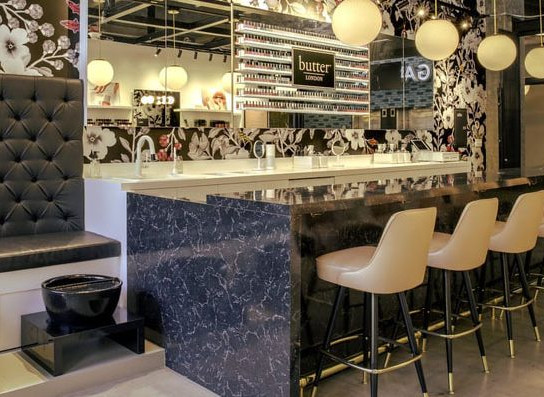 Nailing the Design at butter LONDON's Seattle Flagship