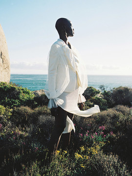 One of Africa's Top Fashion Influencers On His Source of Inspiration