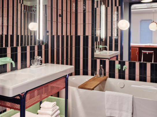 The Standard Hotel Opens its First Property Outside the States