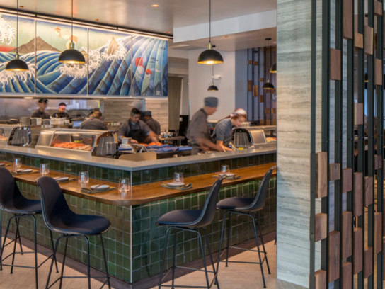 Bamboo Sushi Embraces a Sustainable Mission from Dinner to Décor