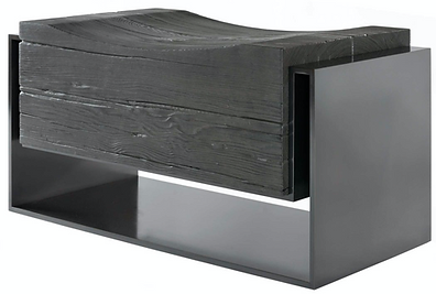 Tyler Engle furniture design bench