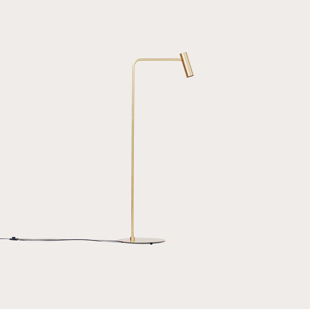 Heron Floor Lamp by Chris Turner
