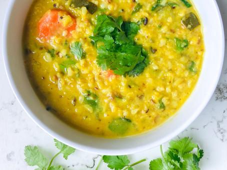 Kitchari ~ Ayurveda's Classic Healing Meal