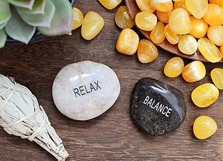 relax and balance rocks with sage.jpg