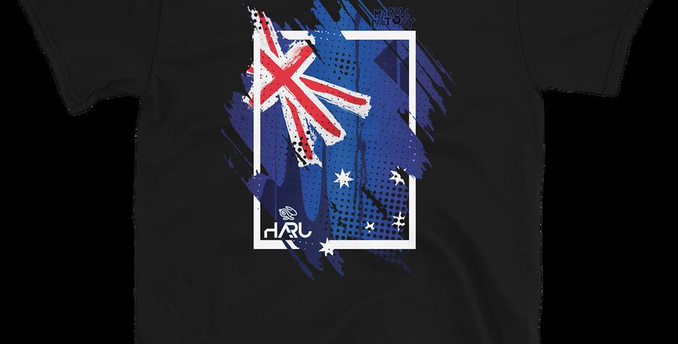 Haru Australia Wildfire Relief Short-Sleeve Unisex T-Shirt