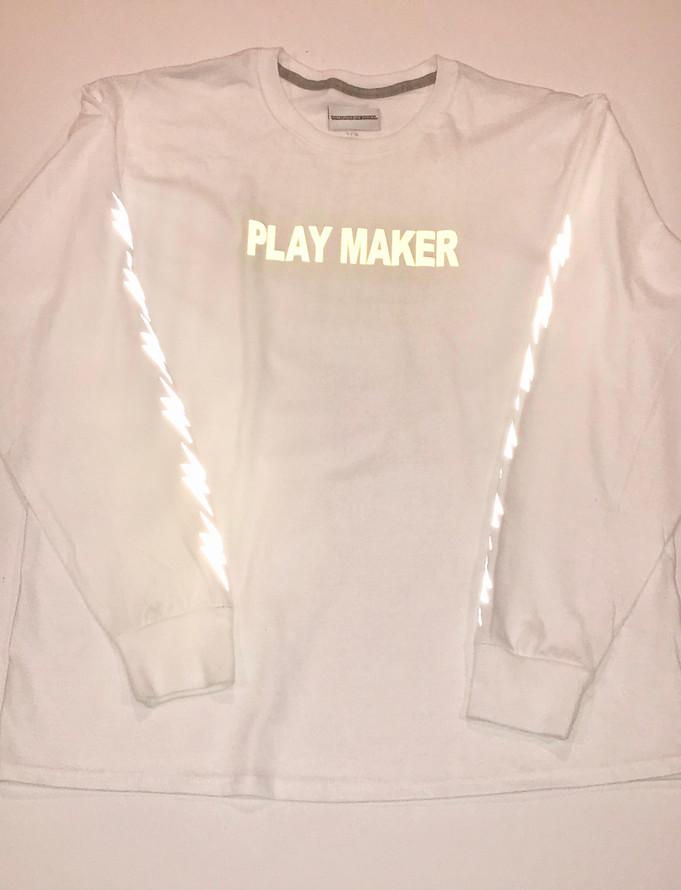 Unisex 3M Play Maker Long Sleeve