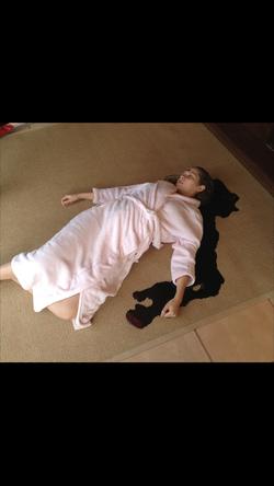 Teresa Palmer - Psycho Film