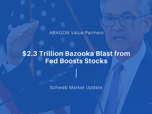 $2.3 Trillion Bazooka Blast from Fed Boosts Stocks