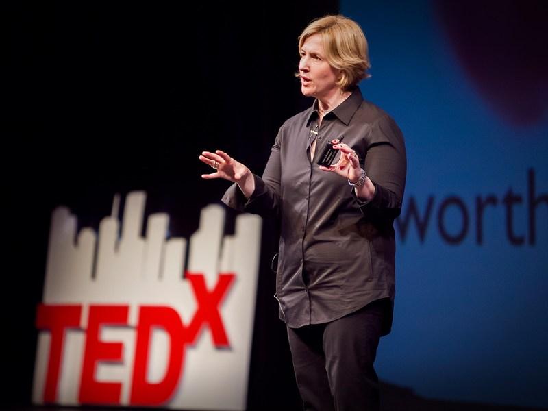 Brene Brown TED Talks