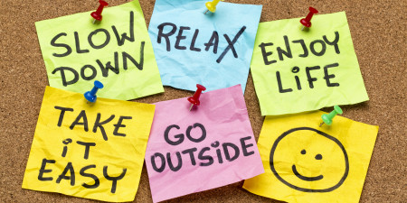 37 Stress Management Tips