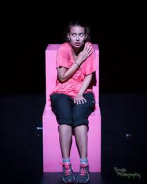 Maryam Grace as 'Shez'